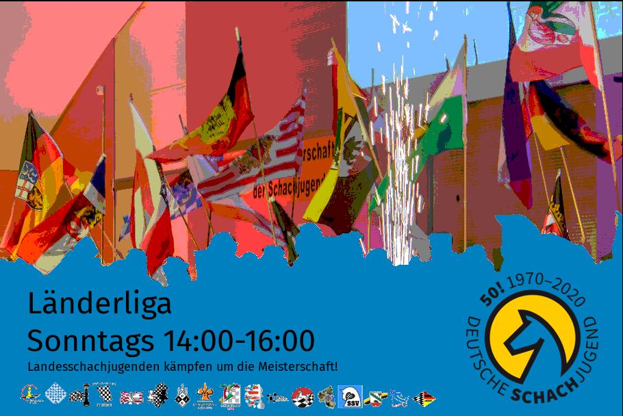 Länderliga - jeden zweiten Sonntag 14:00.16:00